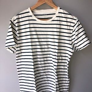 J.Crew Nautical Stripe T-Shirt